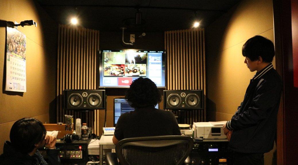レコーディング スタジオ 渋谷
