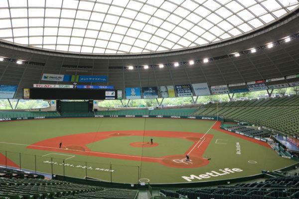 社内イベント 野球