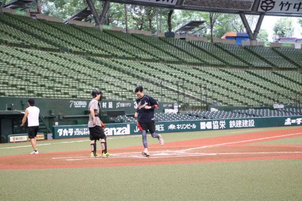 社内 野球大会